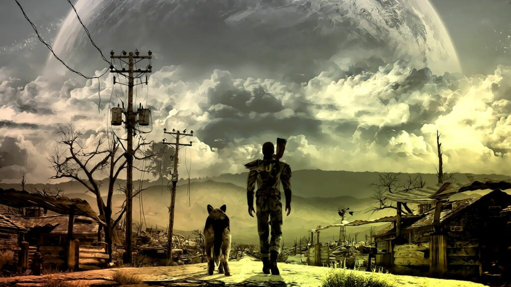Fallout 4 Wallpaper HD
