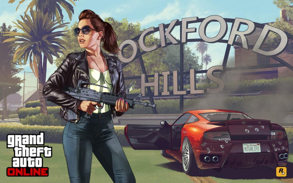 Grand Theft Auto V Wallpaper HD
