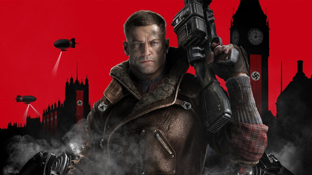 Wolfenstein II: The New Colossus Wallpaper HD