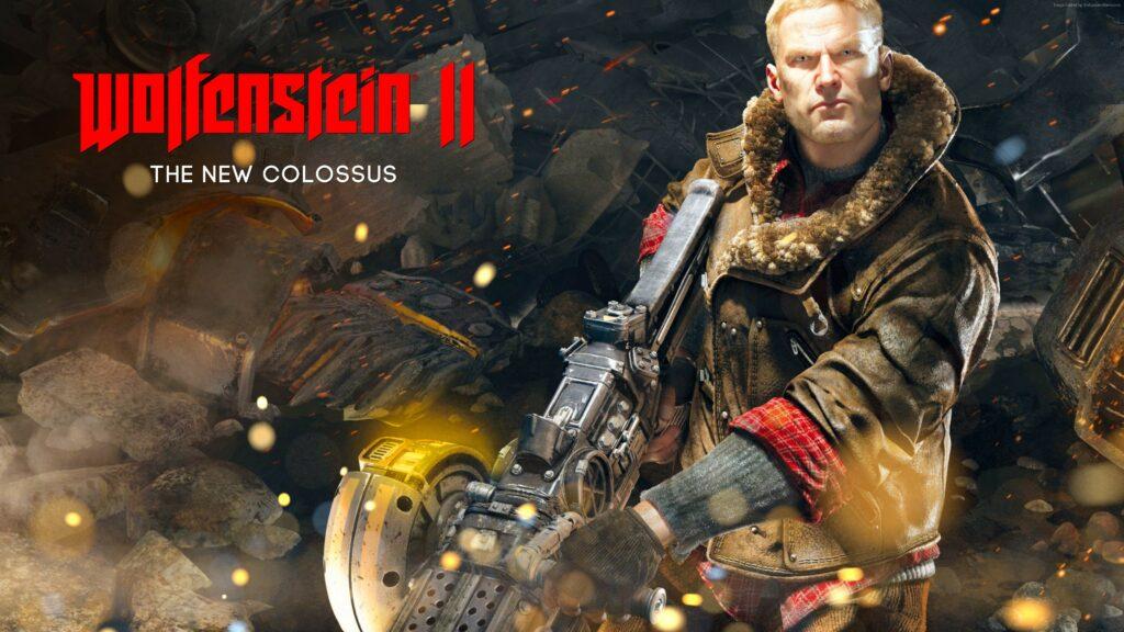 Wolfenstein II: The New Colossus Wallpaper HD