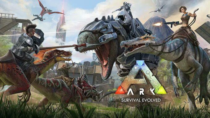 ARK Survival Evolved Wallpaper HD