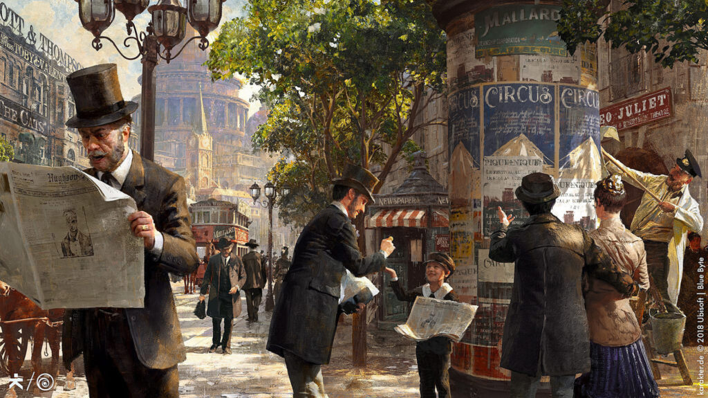 Anno 1800 Wallpaper HD