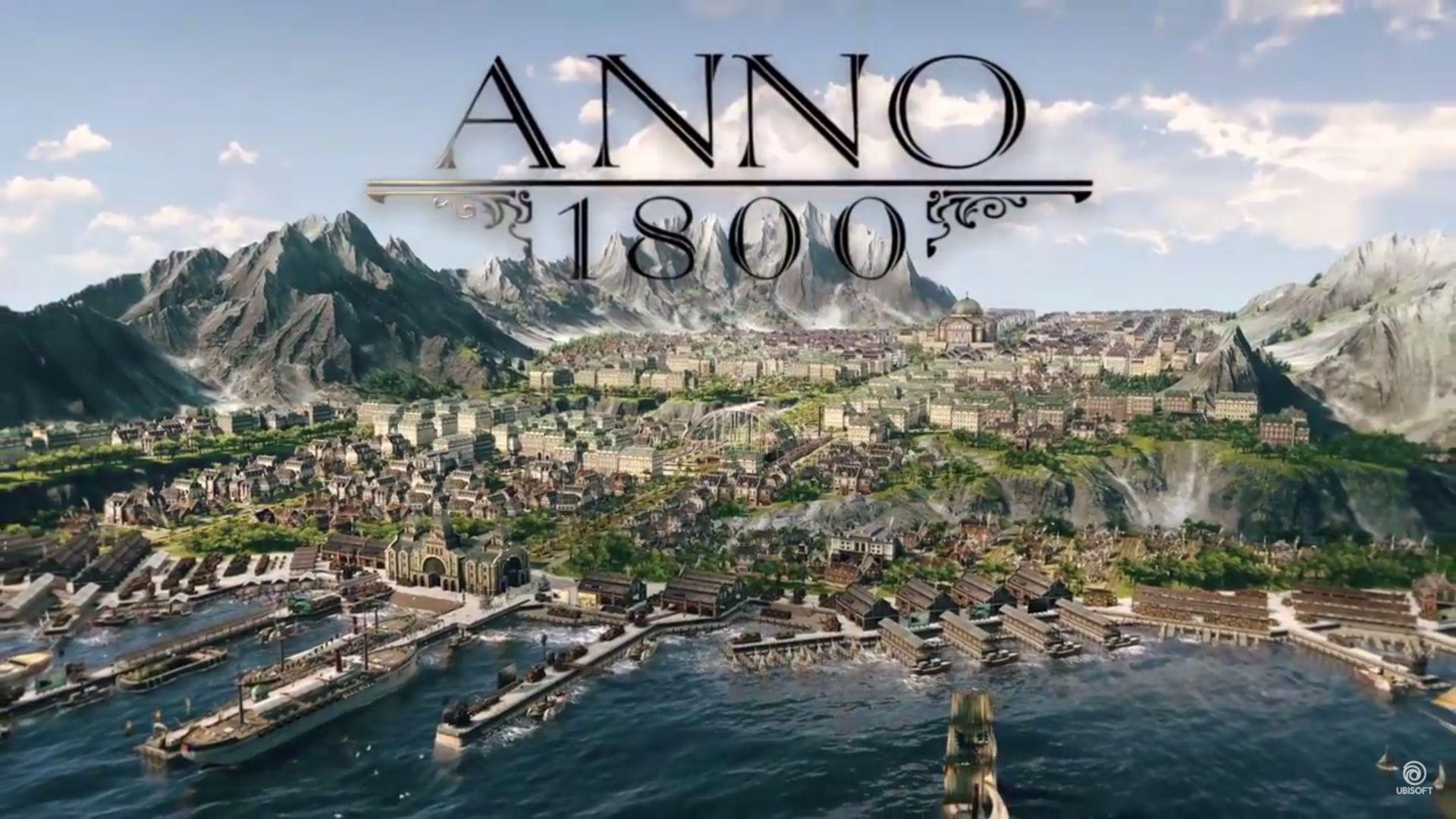 Anno 1800 Wallpaper HD