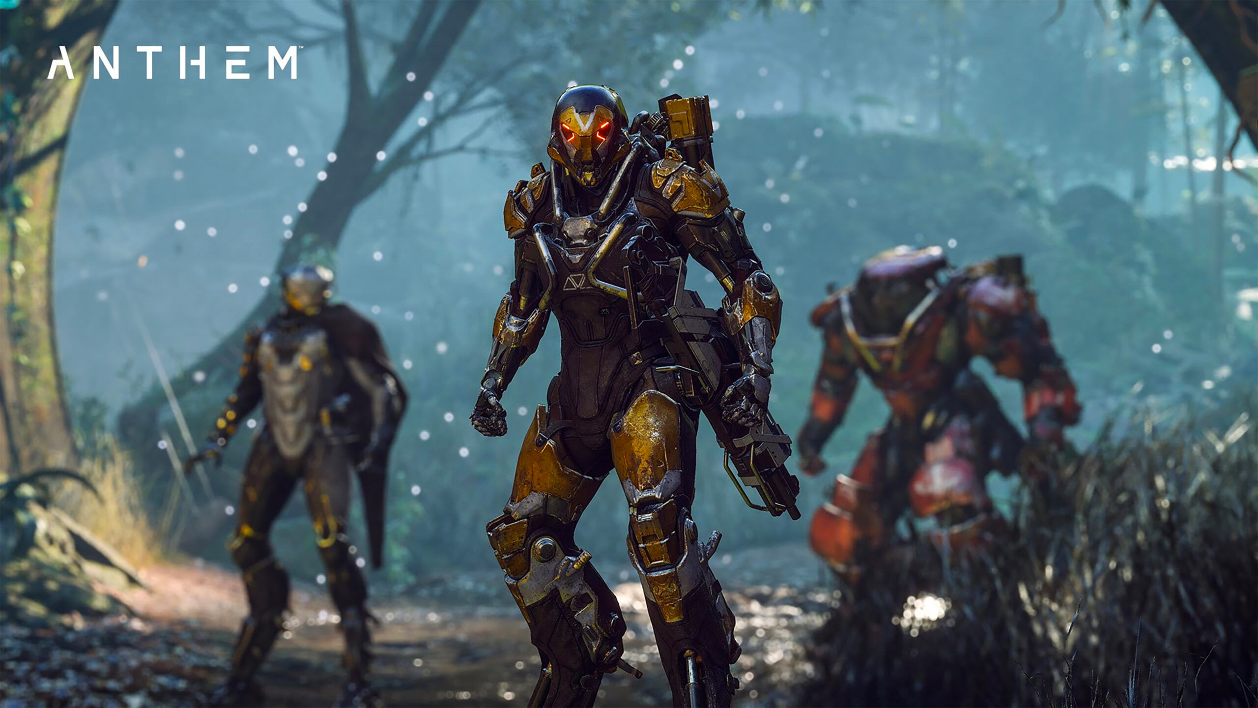 Anthem Wallpaper HD