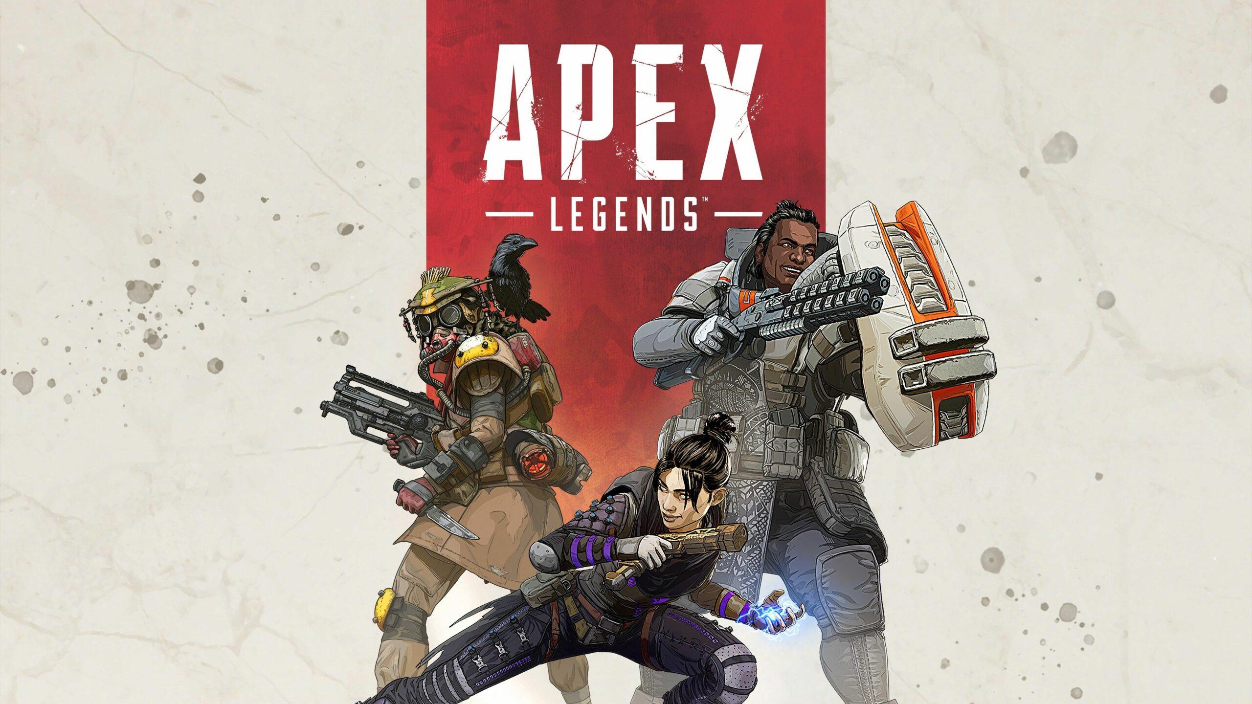 Apex Legends Wallpaper HD