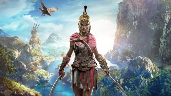Assassins Creed Odyssey Wallpaper HD