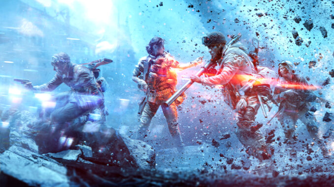 Battlefield V Wallpaper HD