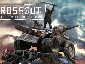 Crossout Wallpaper HD