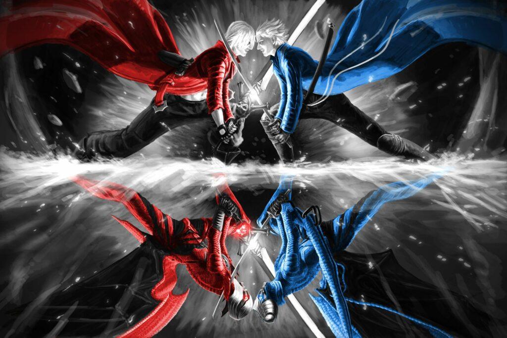 Devil May Cry 5 Wallpaper HD