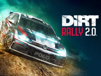 DiRT Rally 2.0 Wallpaper HD