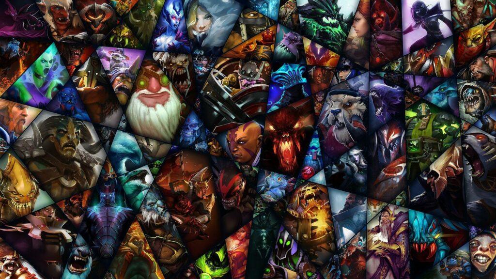 Dota 2 Wallpaper HD