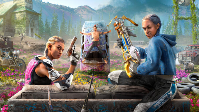Far Cry New Dawn Wallpaper HD