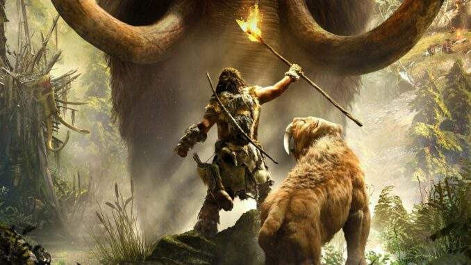 Far Cry Primal Wallpaper HD