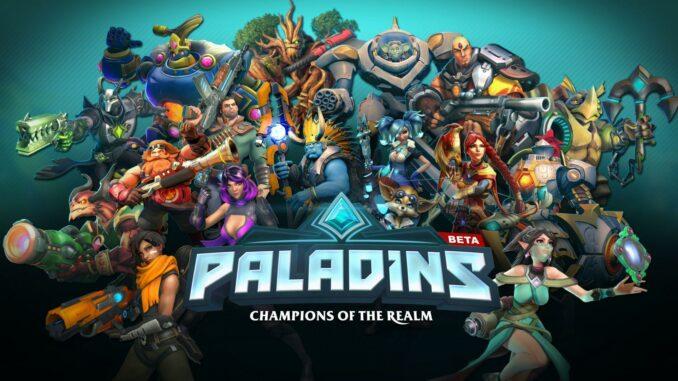 Paladins Wallpaper HD