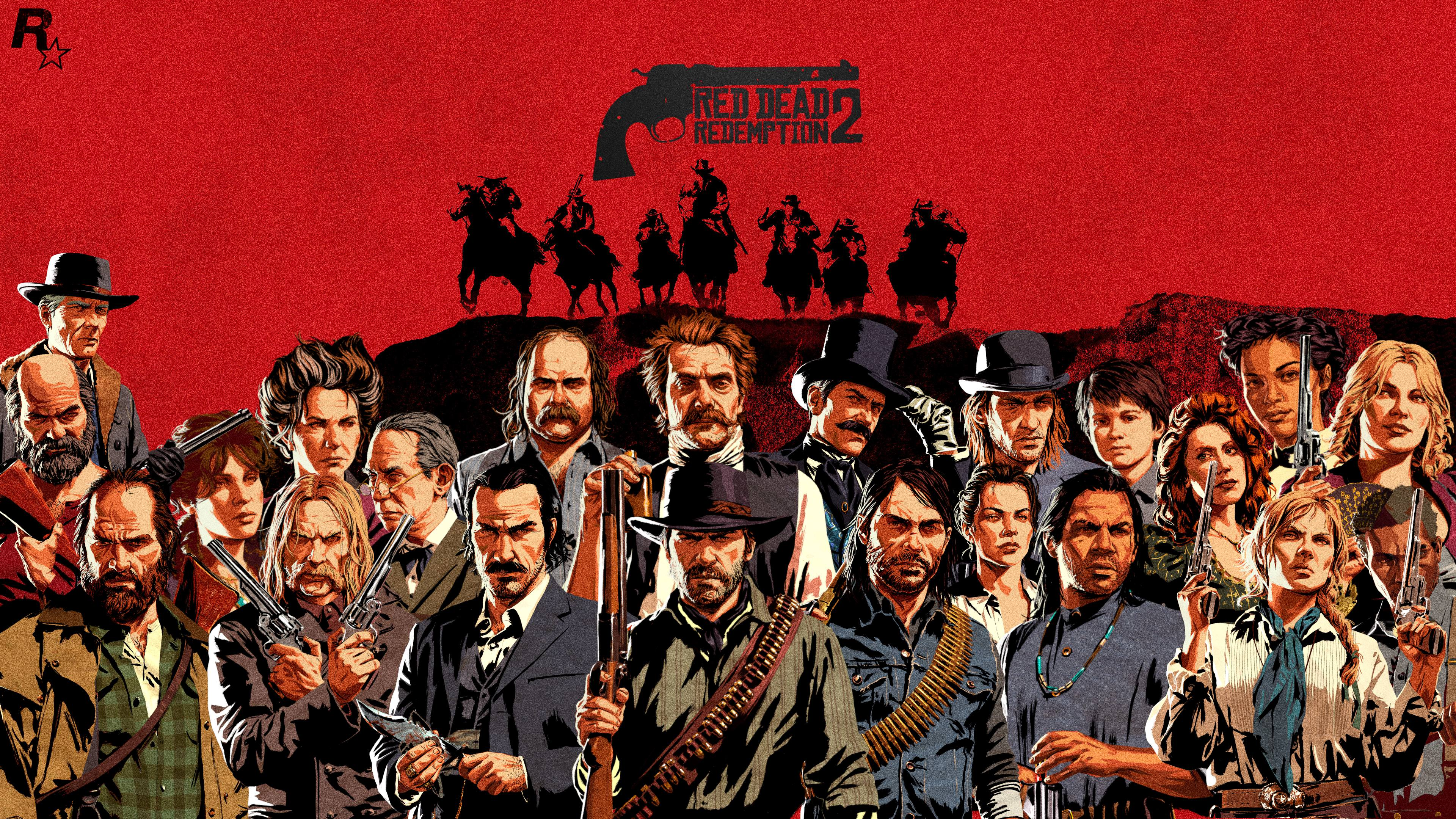 Red Dead Redemption 2   Game Review, System Requirements ...