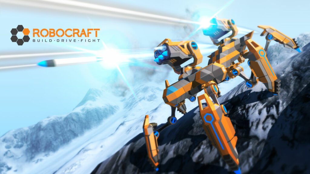 Robocraft Wallpaper HD