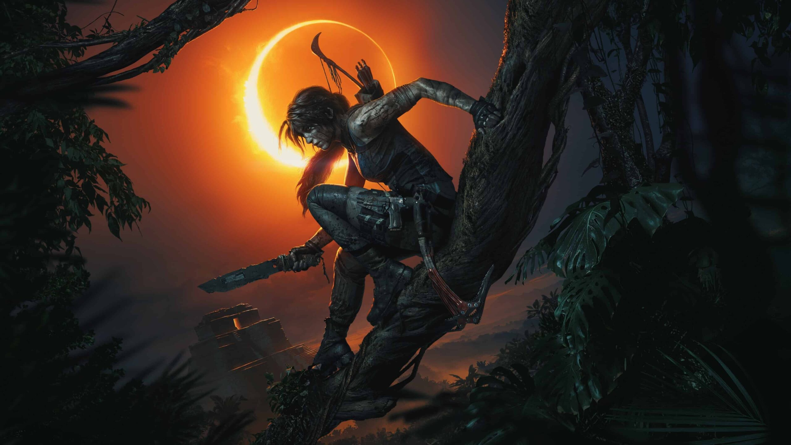 Shadow of the Tomb Raider Wallpaper HD