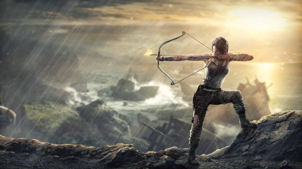 Shadow of the Tomb Raider Wallpaper HD