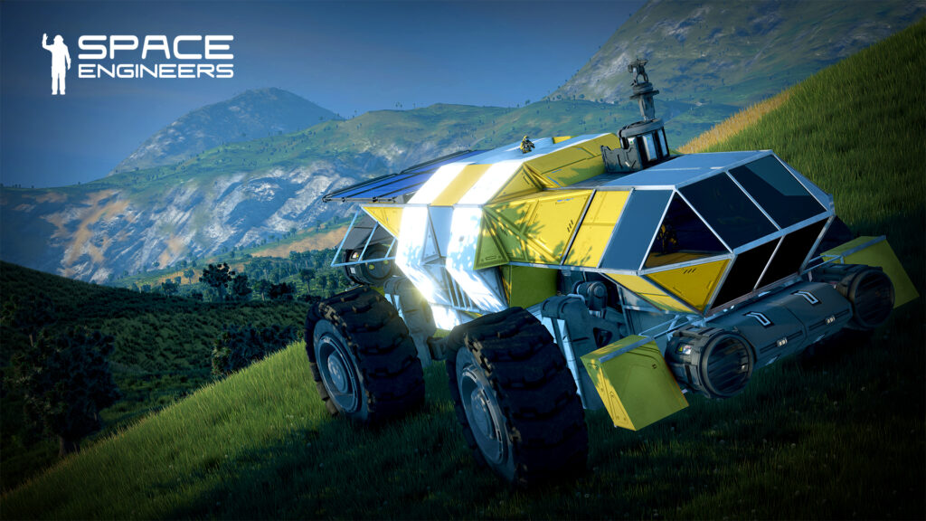 Space Engineers Wallpaper HD
