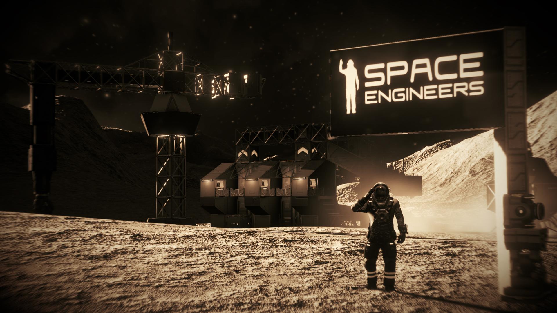 Space Engineers Wallpaper HD