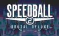 Speedball 2: Brutal Deluxe