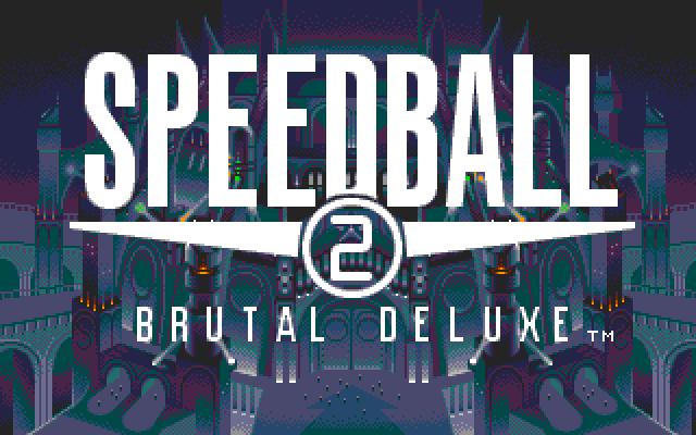 Speedball 2 Brutal Deluxe
