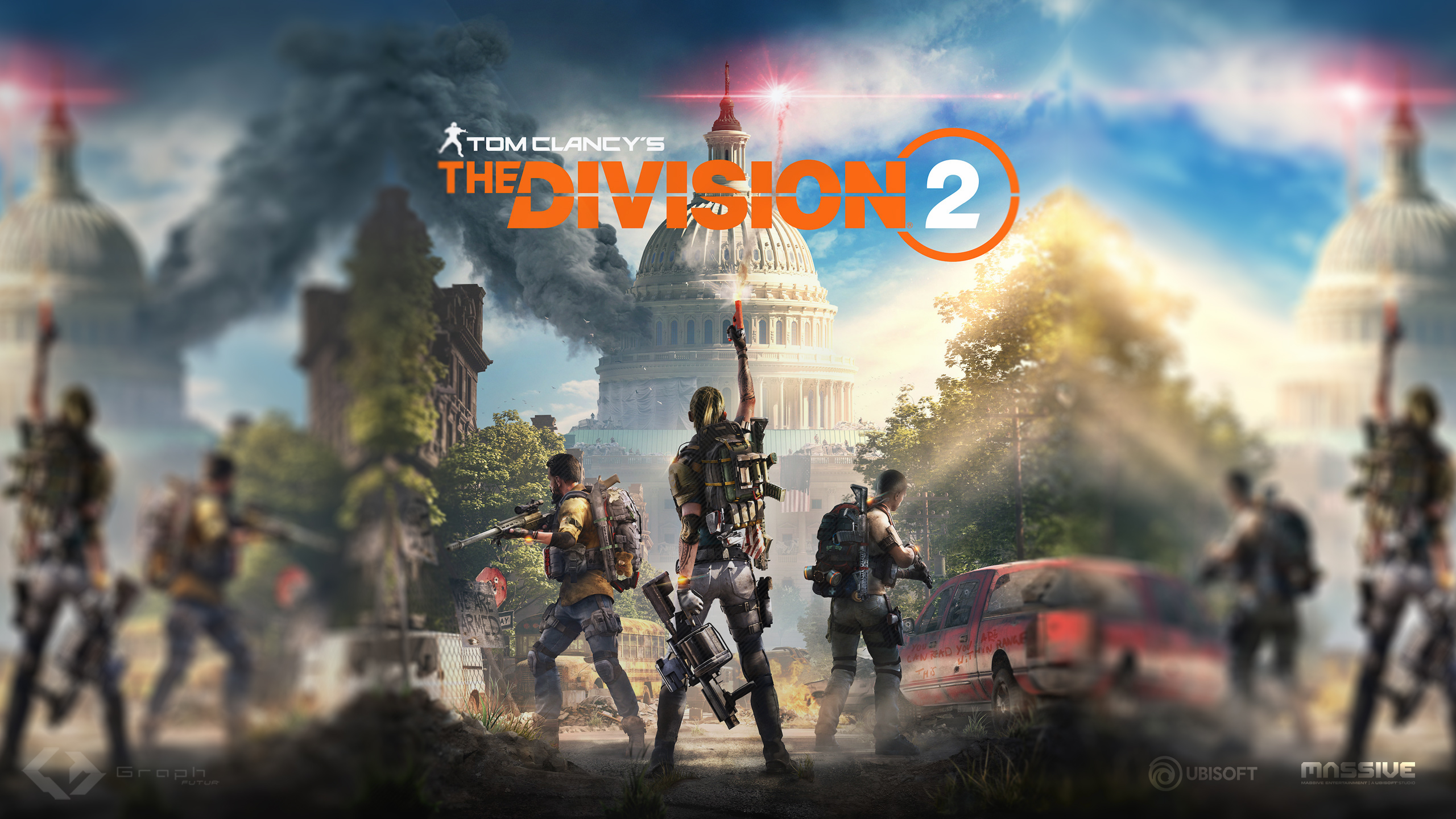 The Division 2 Wallpaper HD