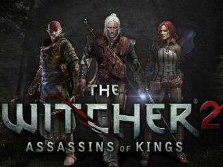 The Witcher 2 Assassins of Kings Wallpaper HD