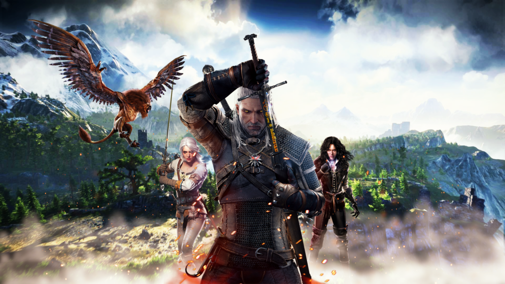 The Witcher 3 Wild Hunt Wallpaper HD