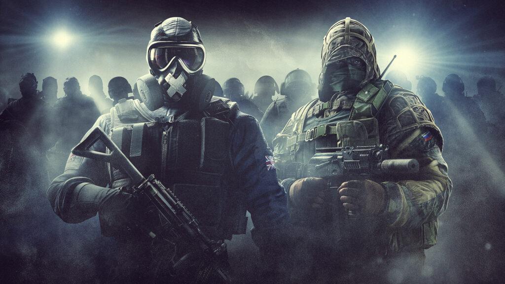 Tom Clancys Rainbow Six Siege Wallpaper HD