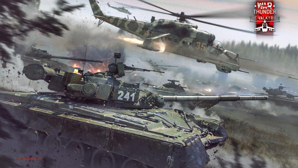 War Thunder Wallpaper HD