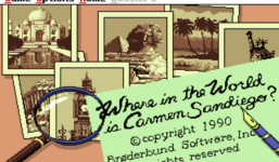 Where in the World is Carmen Sandiego? Enhanced