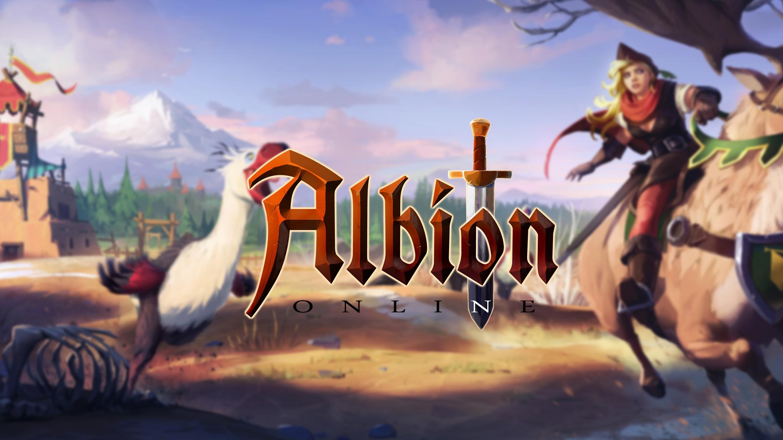Albion Online Wallpaper HD