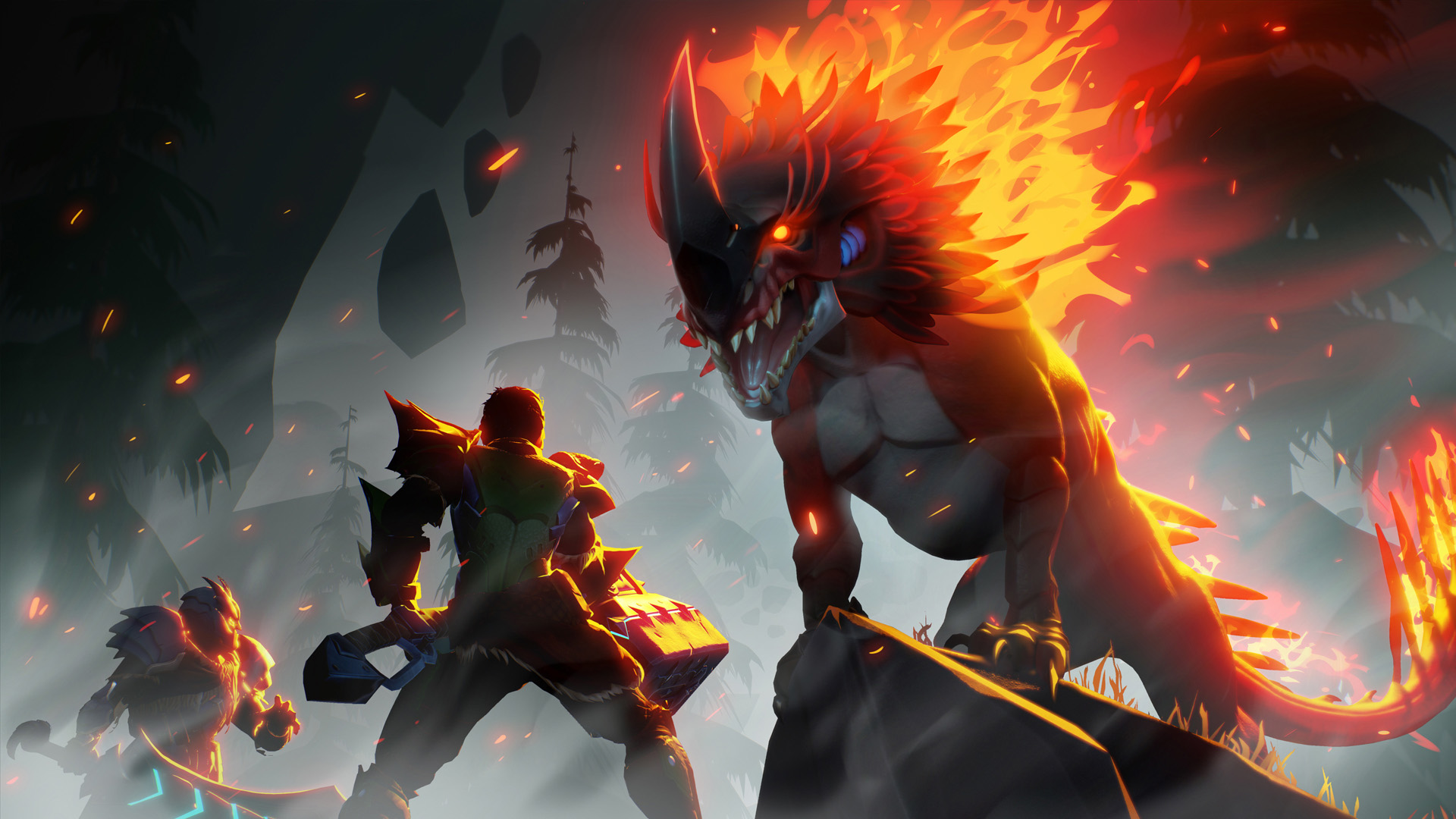 Dauntless Wallpaper HD