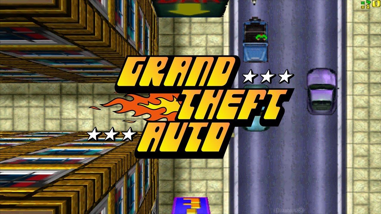 Grand Theft Auto Wallpaper HD