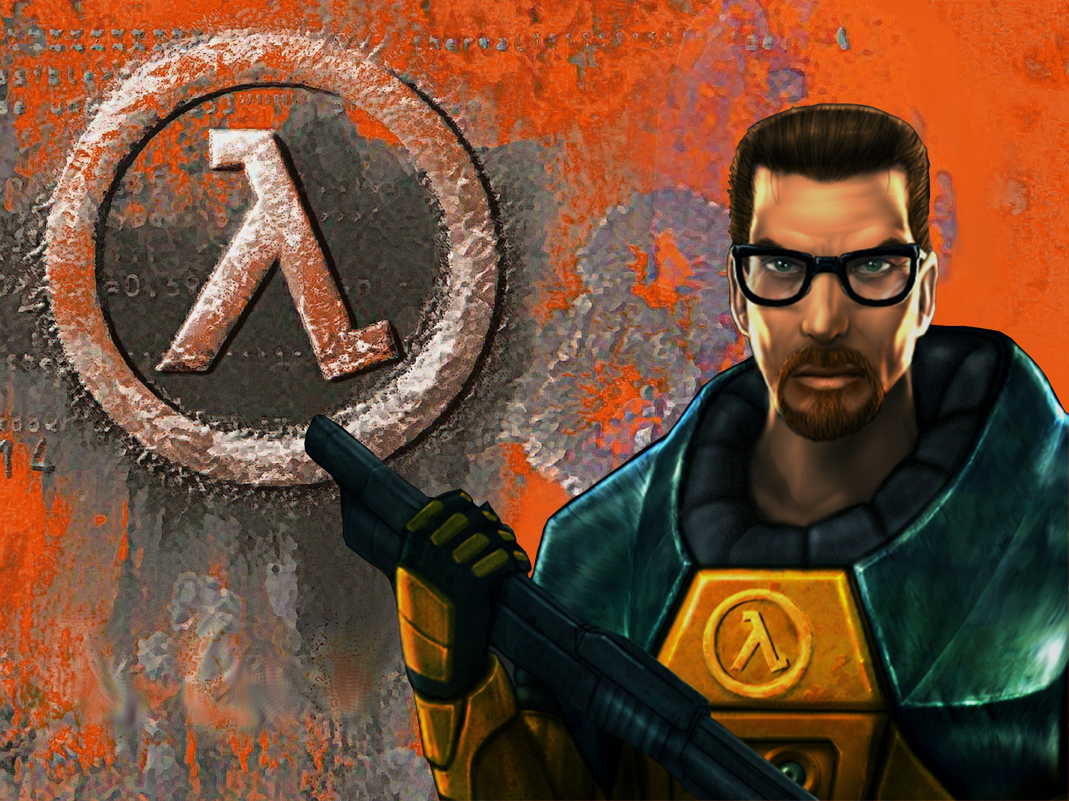 Half-Life Wallpaper HD