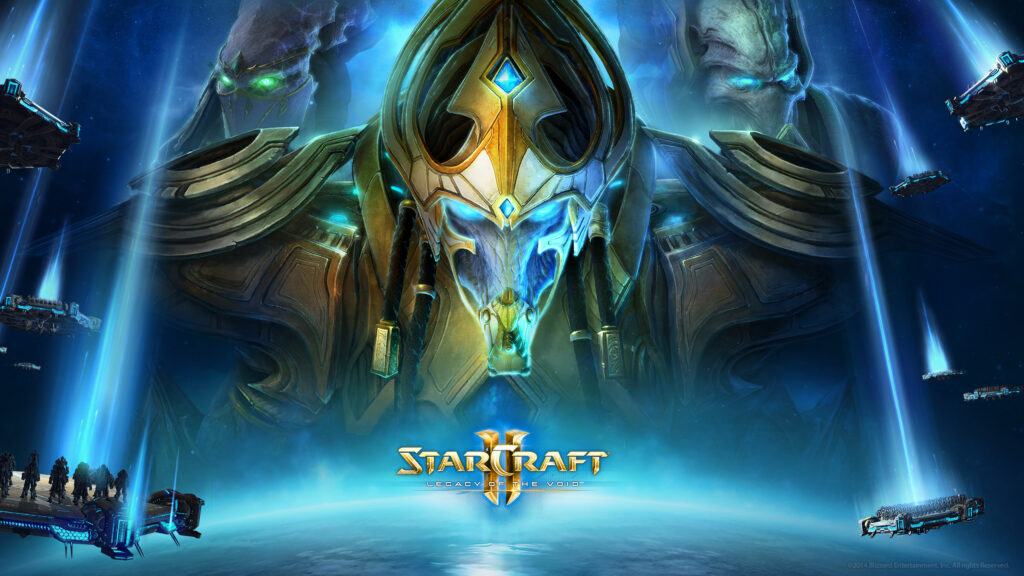 StarCraft 2 Wallpaper HD