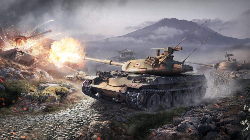 World of Tanks Wallpaper HD