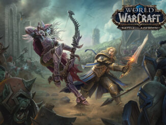 World of Warcraft Battle for Azeroth Wallpaper HD