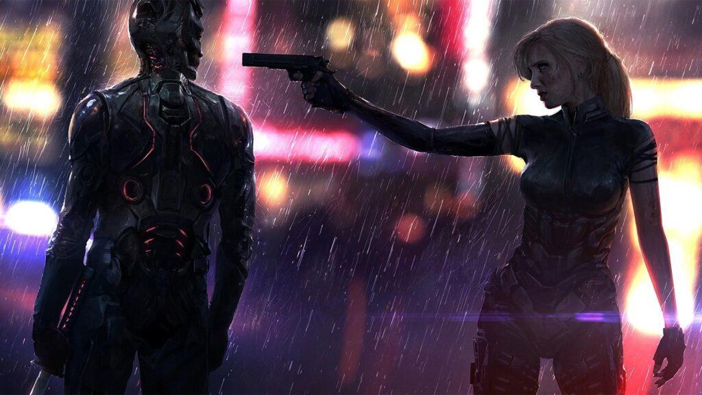 Cyberpunk 2077 Wallpaper HD