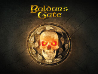 Baldur's Gate DOS game