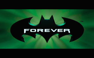 Batman Forever DOS game