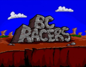 BC Racers DOS game