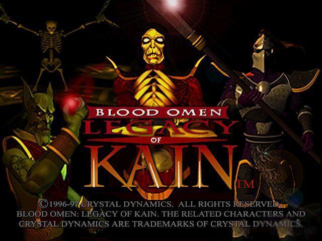 Blood Omen: Legacy of Kain game