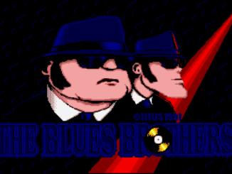 The Blues Brothers DOS game