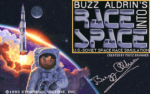 Buzz Aldrin's Race into Space old DOS game