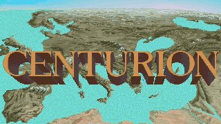 Centurion: Defender of Rome old DOS game