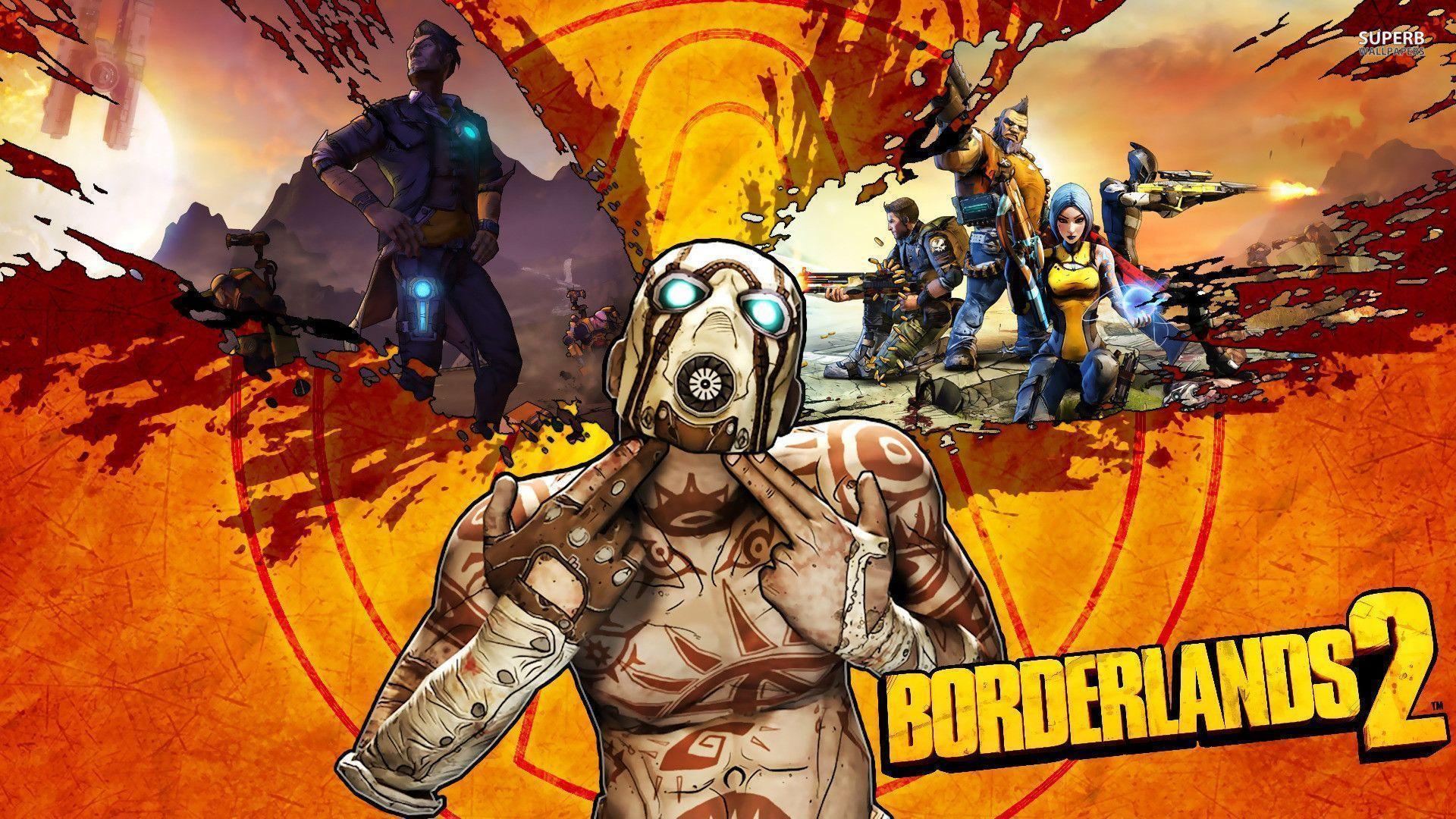 Borderlands 2 Wallpaper HD
