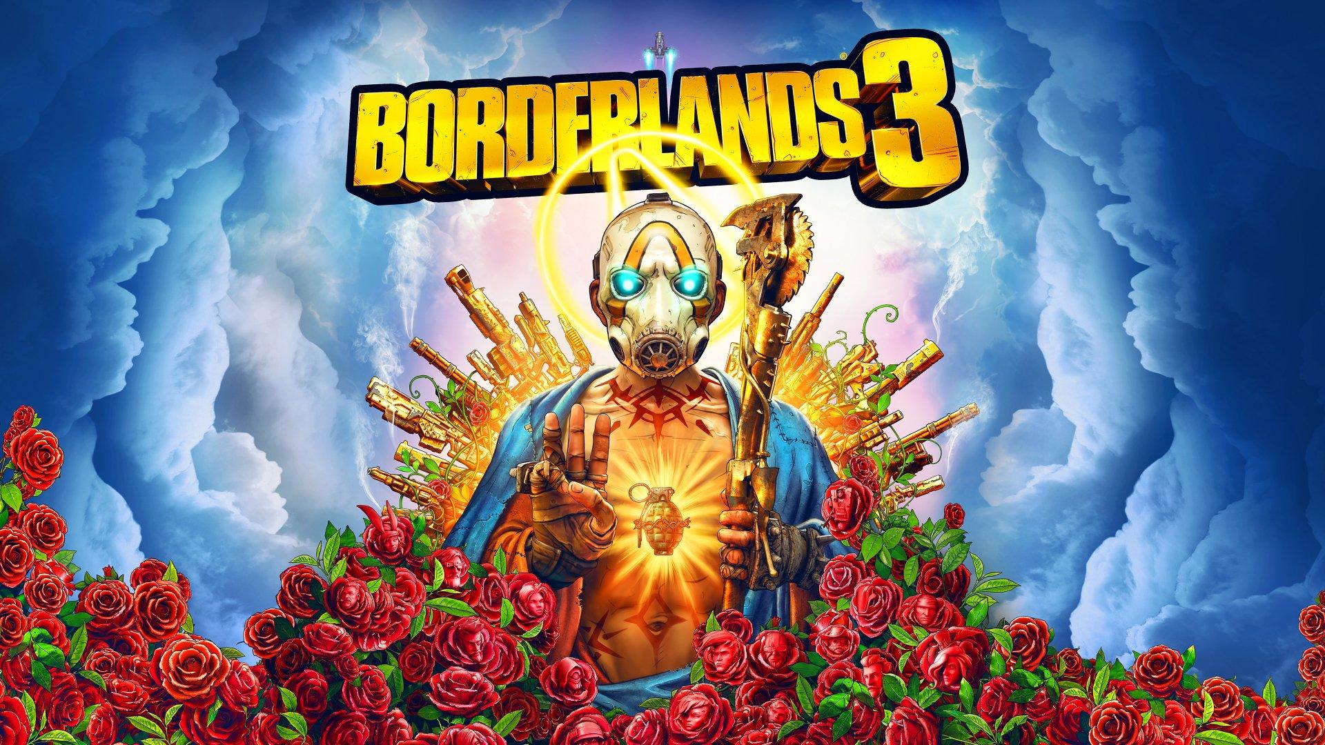 Borderlands 3 wallpaper HD