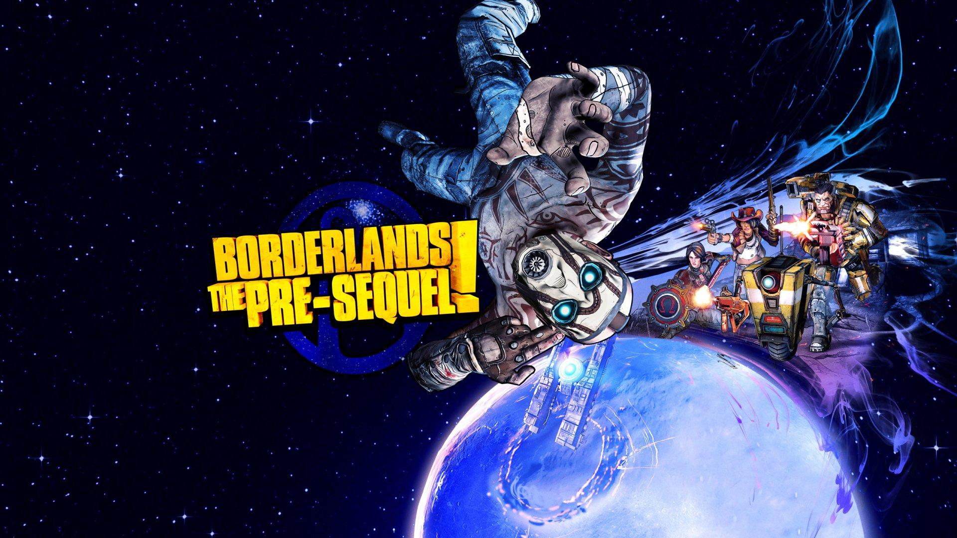 Borderlands: The Pre-Sequel Wallpaper HD